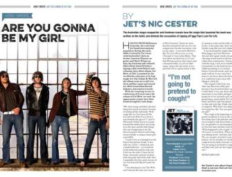 How I wrote 'Are You Gonna Be My Girl' by Jet's Nic Cester