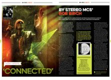 How I wrote 'Connected' by Stereo MCs' Rob Birch