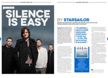 How I wrote 'Silence Is Easy' by Starsailor