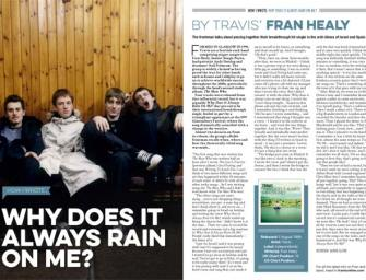 How I wrote 'Why Does It Always Rain On Me?' by Travis' Fran Healy
