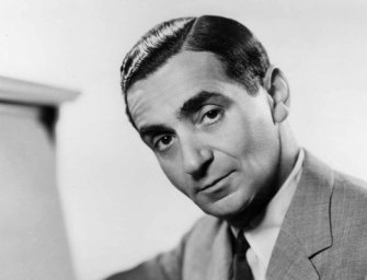 New website honours legacy of Irving Berlin