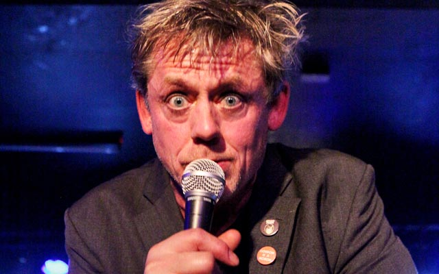 Jilted John in 2018