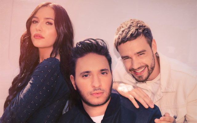 Jonas Blue, Liam Payne and Lennon Stella