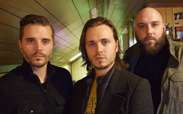Jonathan Jackson + Enation. Pic: Richard Lee Jackson