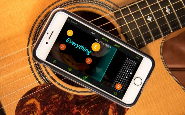 Justin Guitar Beginner Song Course by FourChords