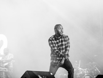Kendrick Lamar biography is coming