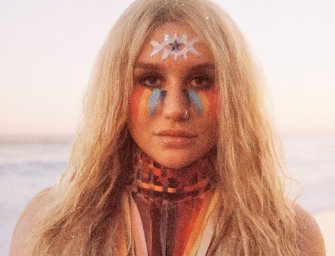 Kesha returns with first release in four years