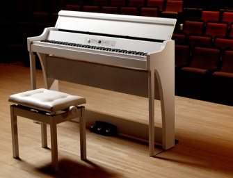 Korg unveils new concert piano
