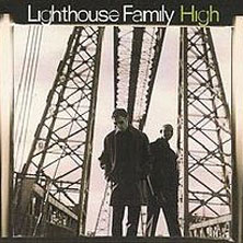 Lighthouse Family 'High' single cover