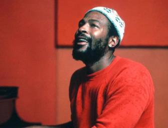 Marvin Gaye documentary in the works