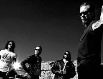 "Metallica ""making progress"" on new album"