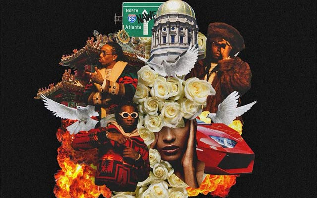 Migos 'CULTURE' album artwork