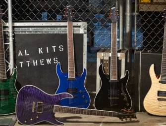 Mitchell debuts new guitar lines