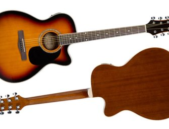 Mitchell announces new orchestra-style guitar