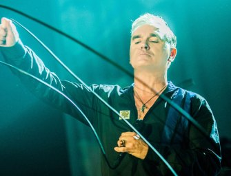 Morrissey reveals new album, single and US tour