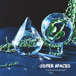 Outer Spaces 'A Shedding Snake' album cover
