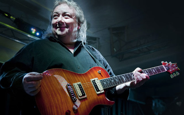 PRS SE Bernie Marsden guitar