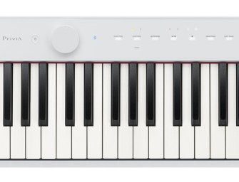 Casio release new digital pianos at NAMM