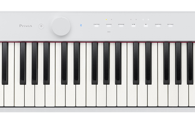 PX-S1000WE. Pic: Casio Music UK