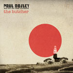 Paul Mosley 'The Butcher' album cover