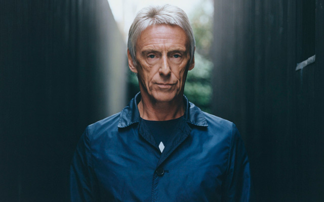 Paul Weller. Photo: Tom Beard