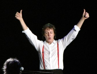 Sir Paul settles The Beatles song rights dispute