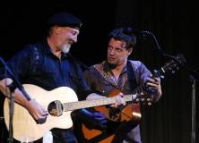 Richard Thompson and The Rails' James Walbourne