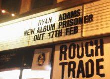 Ryan Adams Rough Trade sign