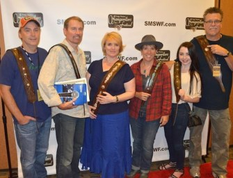 Smoky Mountains Songwriters Festival: winners announced