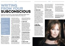 Gretchen Peters' Technique article in Songwriting Magazine Summer 2019