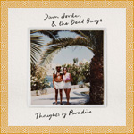 Sam Jordan & The Dead Buoys 'Thoughts Of Paradise' EP artwork