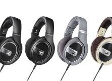 Sennheiser HD500 headphone range