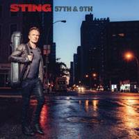 Sting '57th & 9th' album cover