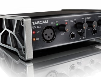 Tascam releases new USB interface