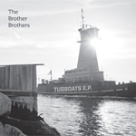 The Brother Brothers 'Tugboats' EP cover