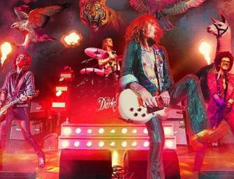 The Darkness to release 'Live At Hammersmith' album