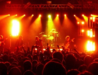 The Strokes' fans will have a ball this summer