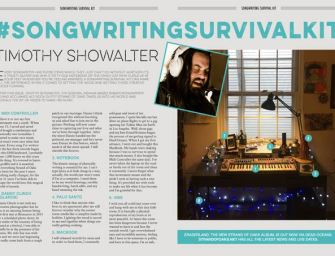 Timothy Showalter's Songwriting Survival Kit