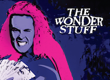 Book review: 'The Wonder Stuff Diaries 86-89' by Miles Hunt