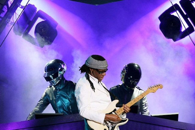 Daft Punk & Nile Rodgers