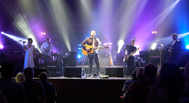 David Gray live at Colston Hall, Bristol
