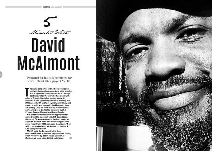 David McAlmont