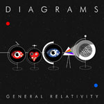 Diagrams 'General Relativity' single cover