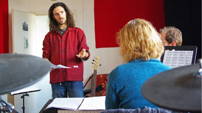 Songwriting & composition workshop