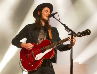 "Epiphone presents James Bay ""1966"" Century"