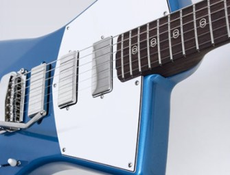 Ernie Ball St Vincent signature guitar revealed