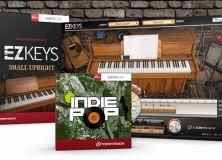 EZkeys Small Upright piano