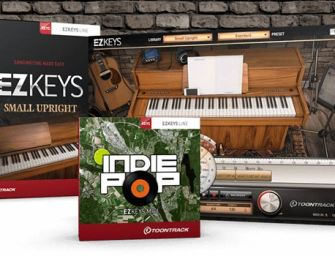 Toontrack releases EZkeys Small Upright