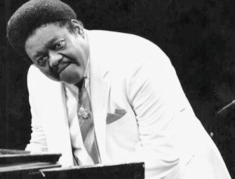 Legendary musician Fats Domino dies