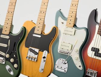 Fender's American Professional Series set to debut
